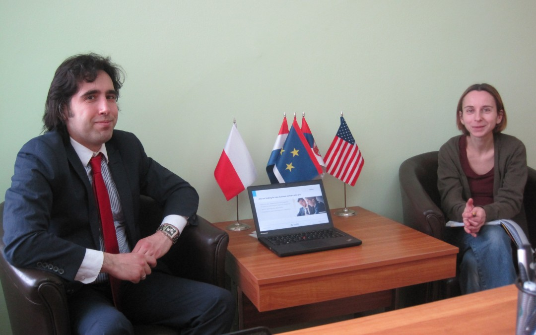 EC Systems Sp. z o.o. – Our New Partner in Poland