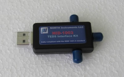 NID-1003 TEDS Interface Kit