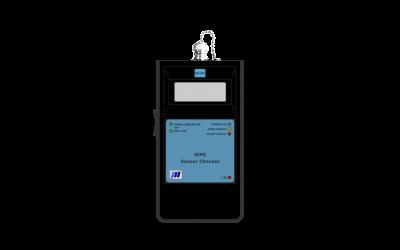 NID-1200 IEPE Sensor Checker