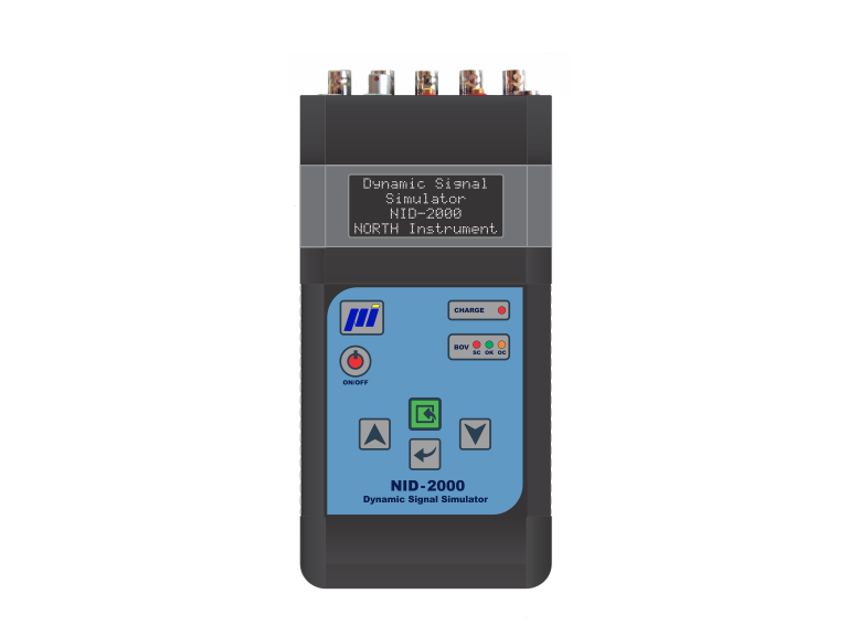 NID-2000 Dynamic Signal Simulator